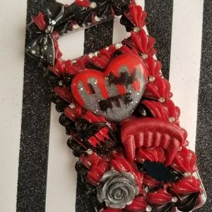 S10+ vampire gothic decoden phone case